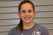 A5 Volleyball Club 2018:  #42 Sam Jones (Sam)