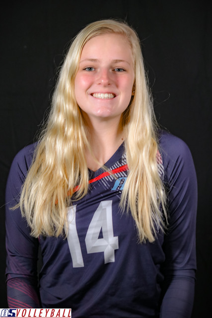 A5 Volleyball Club 2019:  Molly Bergin
