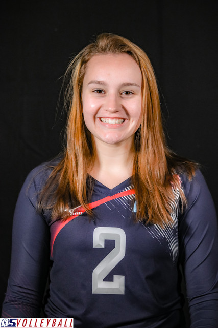 A5 Volleyball Club 2019:  Shayla Jolliffe (Shay)