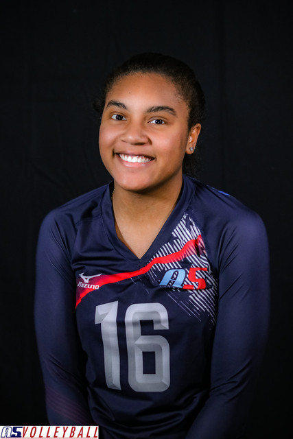 A5 Volleyball Club 2019:  Dominique Turner