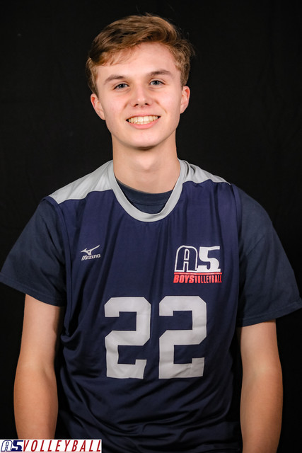 A5 Volleyball Club 2019:  Ryan Richter