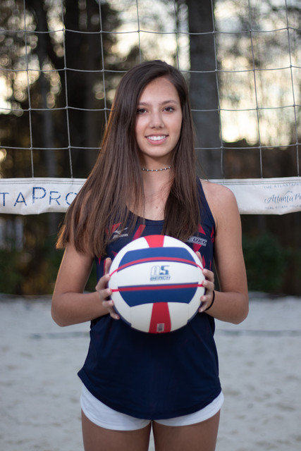 A5 Volleyball Club 2019:  Hannah Nelson