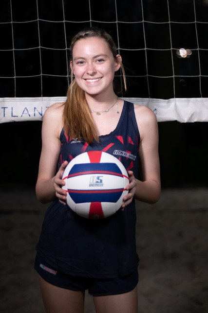 A5 Beach - Regional - Blue 2019:    Kennedy Gentry