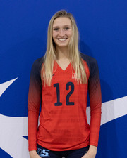 A5 Volleyball Club 2021:  #12 Jacque Boney (Jacque)
