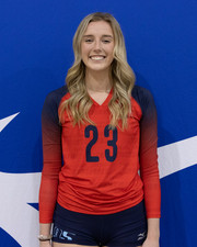 A5 Volleyball Club 2021:  #23 Kate Perryman (Kate)