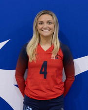 A5 Volleyball Club 2021:  #4 Paige Collins