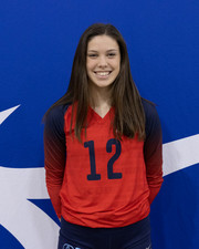 A5 Volleyball Club 2021:  #12 Paige Powers