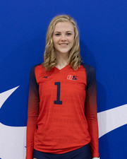 A5 Volleyball Club 2021:  #1 Lily Harvey (Lily)