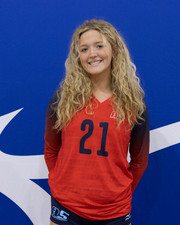 A5 Volleyball Club 2021:  #21 Lilly Teagle (Lilly)