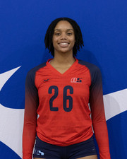 A5 Volleyball Club 2021:  #26 Amber Williams
