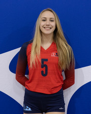 A5 Volleyball Club 2021:  #5 Tay Nelson (Tay)
