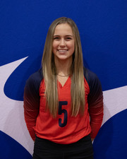 A5 Volleyball Club 2021:  #5 Cailey Dockery